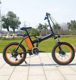 "Maxbik Maxbik MX-17 Smart Charge Electric Bike 20"""