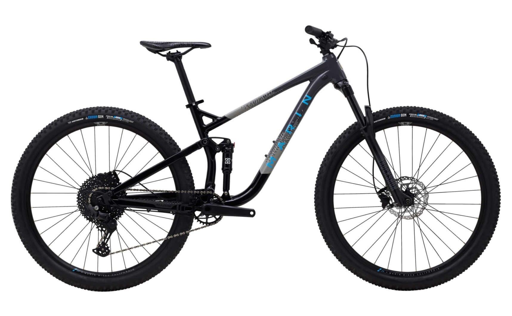Marin Bikes 2021 Hawk Hill 1/Rift Zone 1 27.5