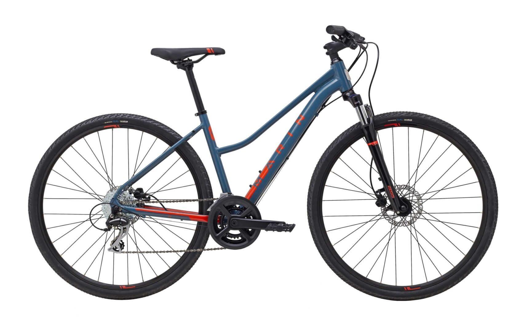 Marin Bikes 2021 San Anselmo DS2