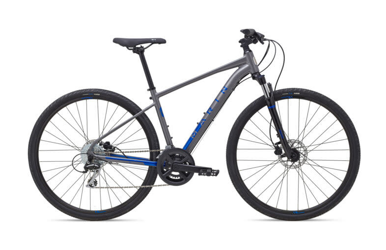 Marin Bikes 2021 San Rafael DS2
