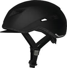Abus, Yadd-I, Helmet, Velvet black, M