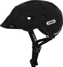 Abus, Yun-I Ace, Helmet, Velvet black, M