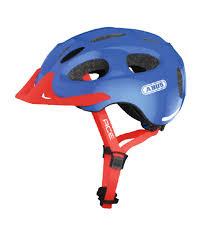 Abus Abus, Youn-I Ace, Helmet, Sparkling blue, L