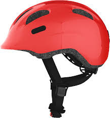 Abus Abus, Smiley, Helmet, Sparkling Red, S