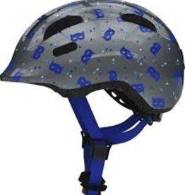 Abus Abus, Smiley 2.1 Helmet, Blue Mask, M