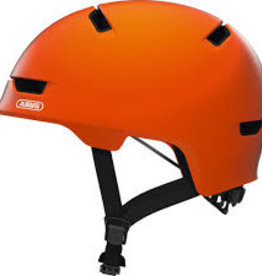 Abus Abus, Scraper Kid, Helmet, Orange, M