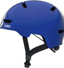 Abus Abus, Scraper Kid, Helmet, Shiny Blue, M