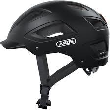Abus ABUS, Hyban 2.0, Helmet, Velvet Black, XL, 58-63cm