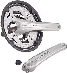 Shimano Alivio Crankset FC-T4060 ( speed 26/36/48, hollow, 175mm