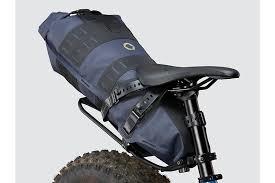 Roswheel 17L Off Road  Seat Pack Bag Blue Roswheel