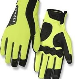 Giro Ambient 2.0 Gloves XL Yellow black (winter)