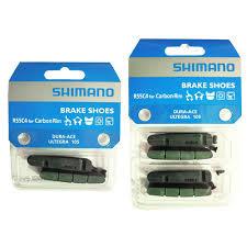 Shimano Brake shoes inserts R55C4