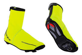 BBB Shoe Cover Waterflex 45/46 Yellow