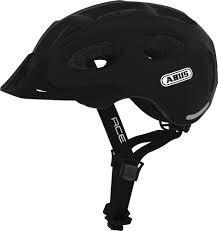 Abus, Yun-I Ace, Helmet, Velvet black, L