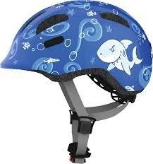 Abus Abus, Smiley, Helmet, Blue Sharky, M