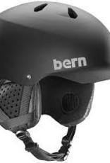 Bern Bern, Watts Mips, Helmet, Matte Black, 3XL