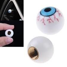 Novelty Valve Capd eyeball
