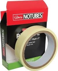 Stans No Tubes Stan's N Tubes, Rim Tape, Yellw, 33mm x 9.14m rll