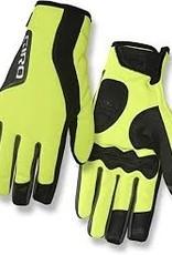 Giro Ambient 2.0 Gloves XL Yellow black (winter)