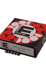 "Enduro Enduro, Grade 25 loose ball bearings, Box Of 100, 3/16"""