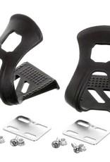 EVO EVO, Strapless Double toe-clips, Black