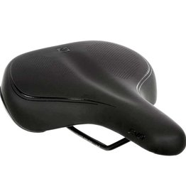 EVO Evo, Recreational, Saddle, 262 x 192mm, Women, Black
