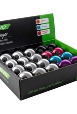 EVO EVO, Ringer Bell Assorted colors, 22-25.4mm