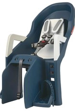 Polisport Polisport, Guppy Maxi + CFS, Baby Seat, On rear rack (not included), Rear