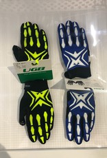 UGB Gloves MTB Skeleton (Blue or yellow)