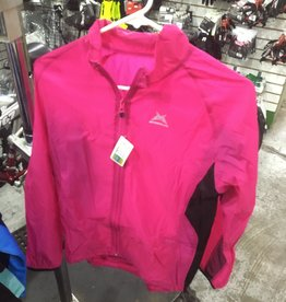 Mysenlan Pink Windbreaker Jacket