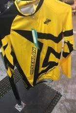 MySenlan MySenlan Yellow/Black Jersey+Shorts