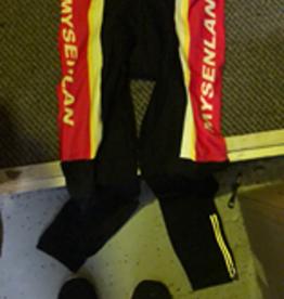 MySenlan MySenlan Pink/Black/Yellow/White Pants