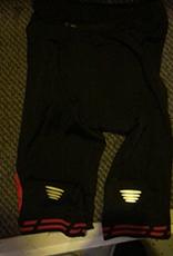 MySenlan MySenlan Black/Red Ankle Stripes Pants