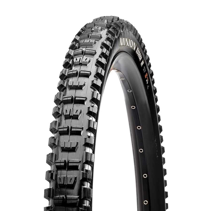 Maxxis Maxxis, Minion DHR2, Tire, 29''x2.40, Folding, Tubeless Ready, 3C Maxx Grip, EXO, Wide Trail, 60TPI, Black