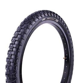 Evo Bikes EVO, Splash, Tire, 16''x1.75, Wire, Clincher, Black