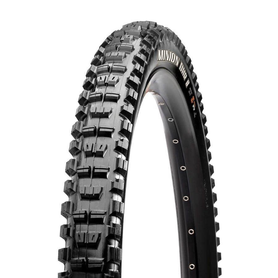 Maxxis Maxxis, Minion DHR2, Tire, 27.5''x2.40, Folding, Tubeless Ready, 3C Maxx Grip, Double Down, Wide Trail, 120x2TPI, Black