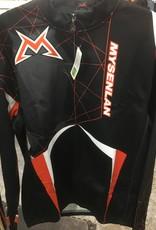 Mysenlan Black/Red/White Jacket