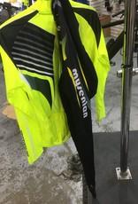 Mysenlan Neon Yellow/Black/Grey Jersey+Pants