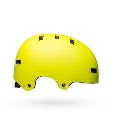 Bell Bell Helmet LOCAL MAT HIVIZ M