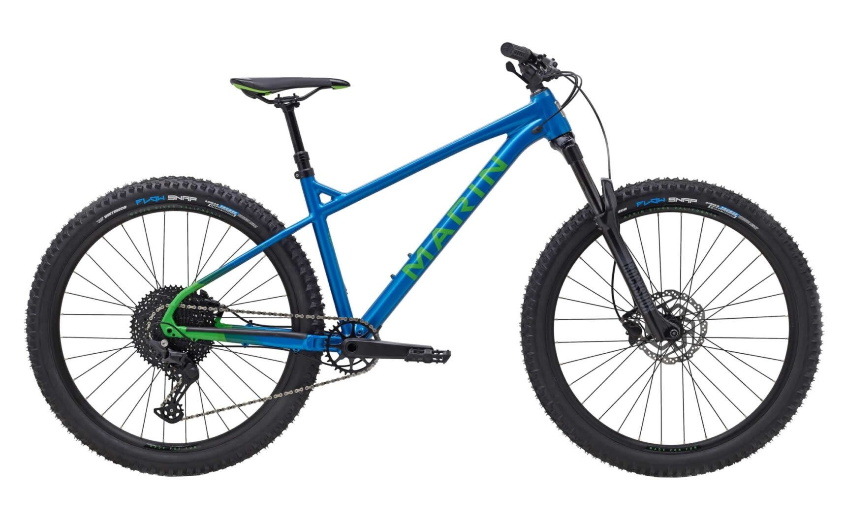 Marin Bikes 2021 San Quentin 2 27.5 U