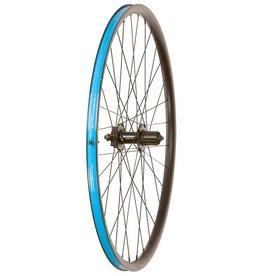 Wheel Shop Wheel Shop, Alex GD24P 700c/ Shimano M475, Wheel, Rear, 700C / 622, Holes: 32, QR, 135mm, Disc IS 6-bolt, Shimano HG