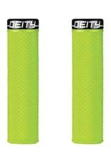 Deity Deity, Supracush, Grips, 133mm, Green, Pair