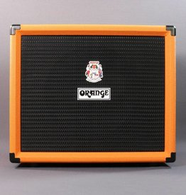 Orange NEW Orange OBC112 Bass Guitar Speaker Cabinet - Orange