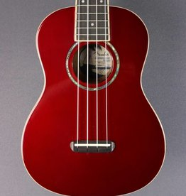 Fender DEMO Fender Classic Concert Ukulele - Candy Apple Red (071)