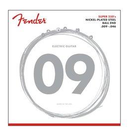 Fender Fender 250LR Super 250 Electric Strings - .009-.046