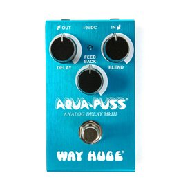 Way Huge NEW Way Huge Smalls Aqua Puss Analog Delay
