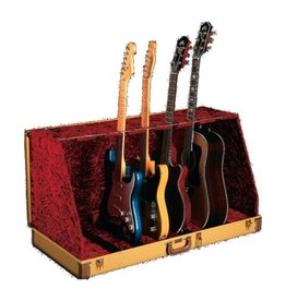 Fender NEW Fender Seven Guitar Case Stand - Tweed