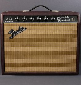 Fender USED Fender Limited Edition '65 Princeton Reverb - Bordeaux Reserve (808)