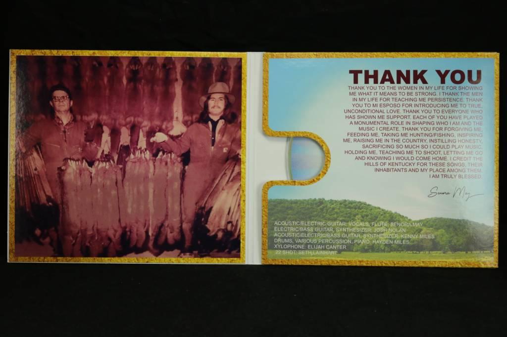 Local Music Senora May - Lainhart (CD)