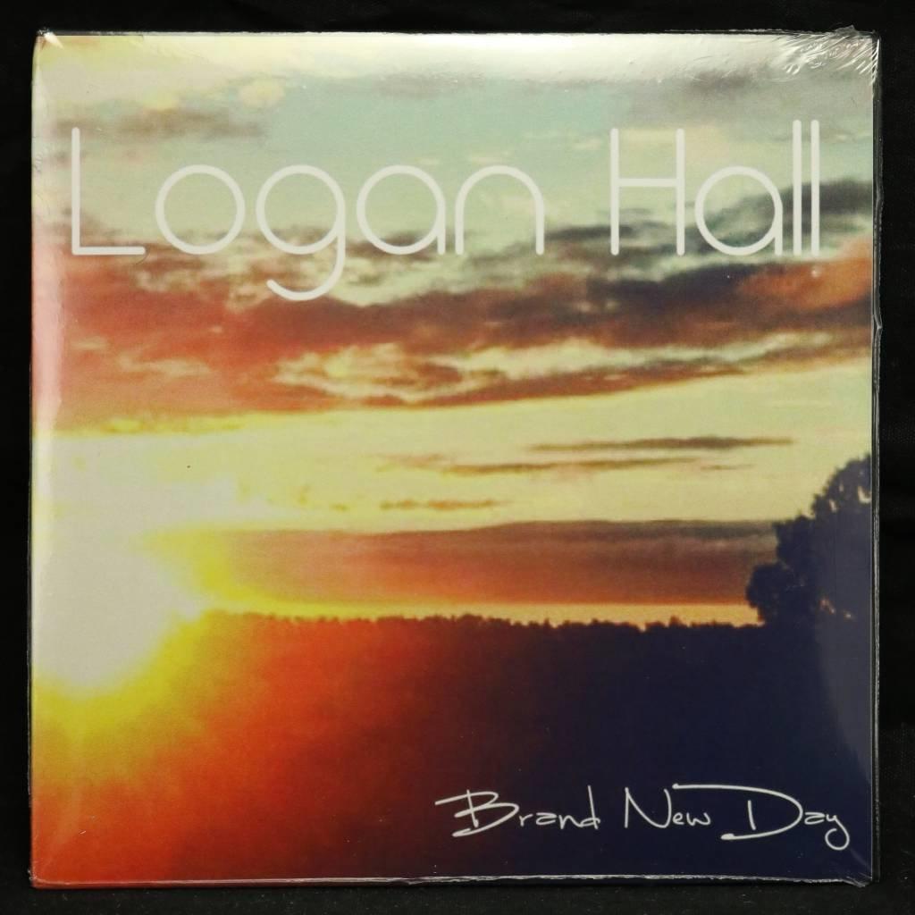 Local Music Logan Hall - Brand New Day (CD)